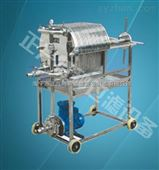供应海宁不锈钢压滤机