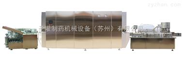 圣灌高速口服液生产线