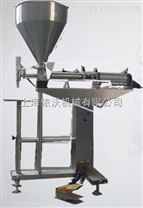 立式單頭膏體灌裝機