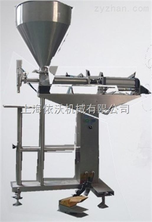立式单头膏体灌装机