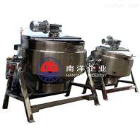 广州可倾式煤气加热煮锅 膏体蒸煮锅