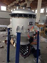 噴氟PE微孔過濾器,碳鋼襯氟PE微孔過濾機