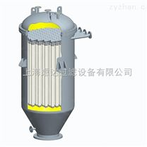 ZS系列烛管式过滤机,全自动排渣,无残液