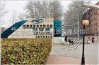 中国铁道科学研究院东郊分院用蒸汽锅炉做实验