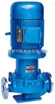 CQG立式不銹鋼管道式磁力泵
