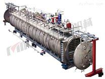 真空低溫液體連續干燥機