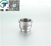 【生产直销】强泰不锈钢异径外接头内丝大小头  丝扣管件  DN50*40