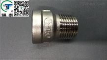 202/304-【生产直销】强泰不锈钢丝扣管件内外丝 不锈钢管件