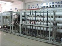 4T/H二级反渗透+EDI 超纯水设备