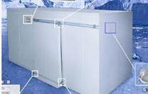 超低溫速凍冷庫,實驗超低溫冷庫等