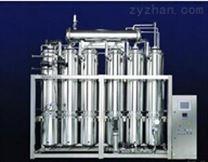 实验室蒸馏水设备,电加热蒸馏水机