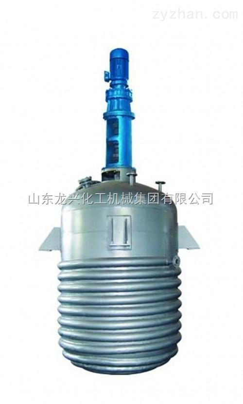 山东龙兴不锈钢高压反应釜  不锈钢反应釜 不锈钢反应釜厂家