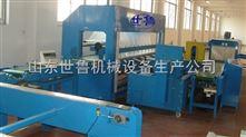 全自动套膜收缩包装机,自动膜包机(布匹、布卷、墙纸、壁纸、地板革)
