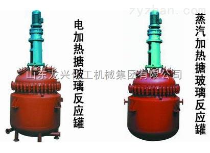 山东龙兴直销电加热搪玻璃反应釜