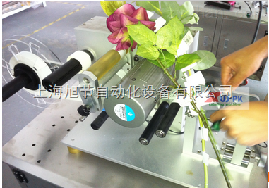 光纤电缆贴标机