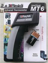 Raytek雷泰MT6/MT4紅外測溫儀