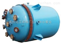 1噸搪瓷電加熱反應釜(廣州特價出售)