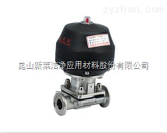 KDV-PP系列气动无菌隔膜阀