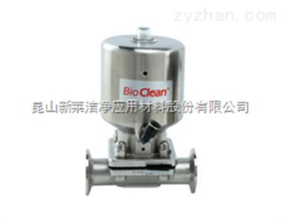 KDV-PSKDV系列气缸气动无菌隔膜阀