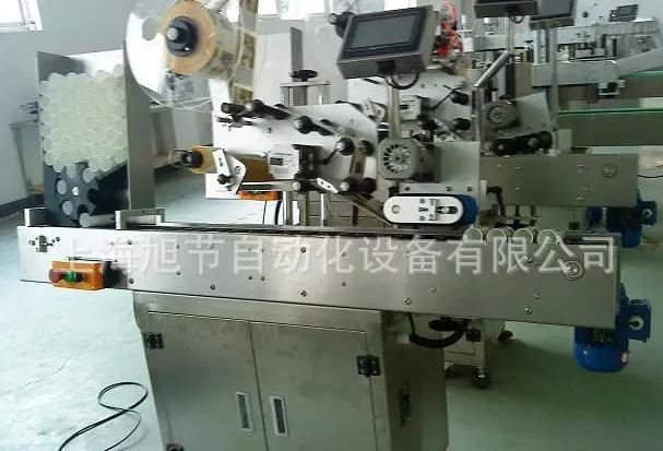 填缝剂胶贴标机 真瓷胶贴标机