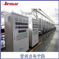 多晶硅柱状颗粒带式干燥机DW-2×32