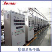 中藥飲片帶式干燥機DW3-1.2-8