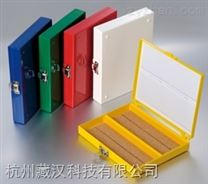 100片软木底玻片盒41-6100