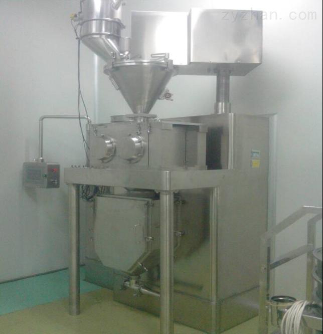 300生产型干法制粒机