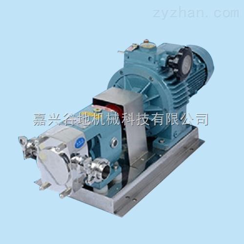无极变速转子泵 ZZB-100