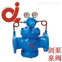 YK43F液化气减压阀