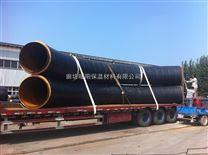 管径DN200聚乙烯保温管目前价格 塑套钢保温管正规厂家