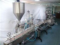 包裝機械/雙頭直線式醬料自動包裝機
