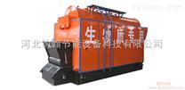 浅析高温气化分级燃烧生物质锅炉