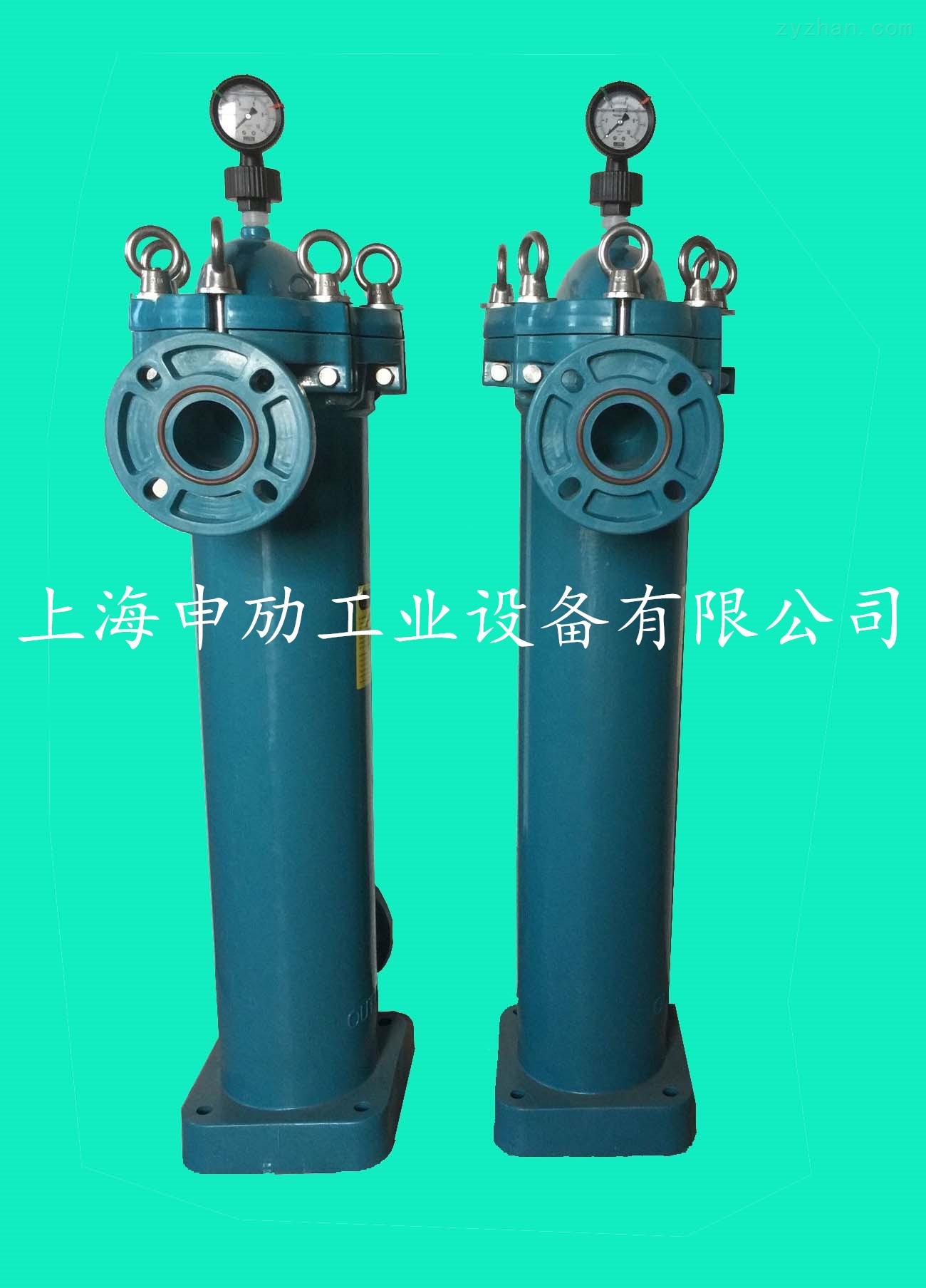 溶剂袋式过滤器 PP塑胶袋式过滤器