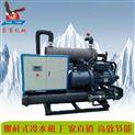 工业螺杆式冷水机 宏赛低温螺杆式冷水机冷冻机