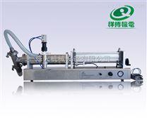 半自動臥式液體灌裝機XBGZJ-3000