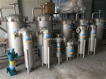 袋式過濾器廠家,不銹鋼袋式過濾器,上海袋式過濾器