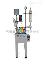 廣州市聚同品牌玻璃反應釜JTDF-1L單層