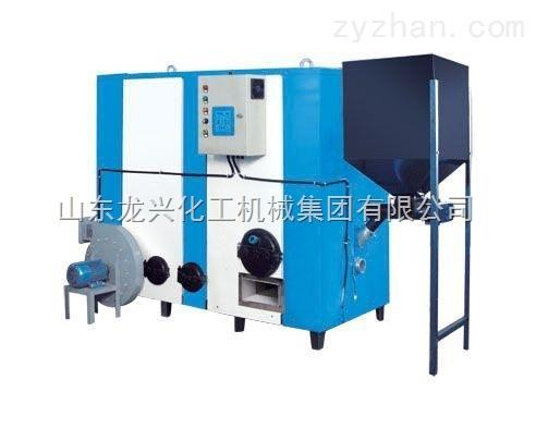 山东龙兴制造生物质热水锅炉