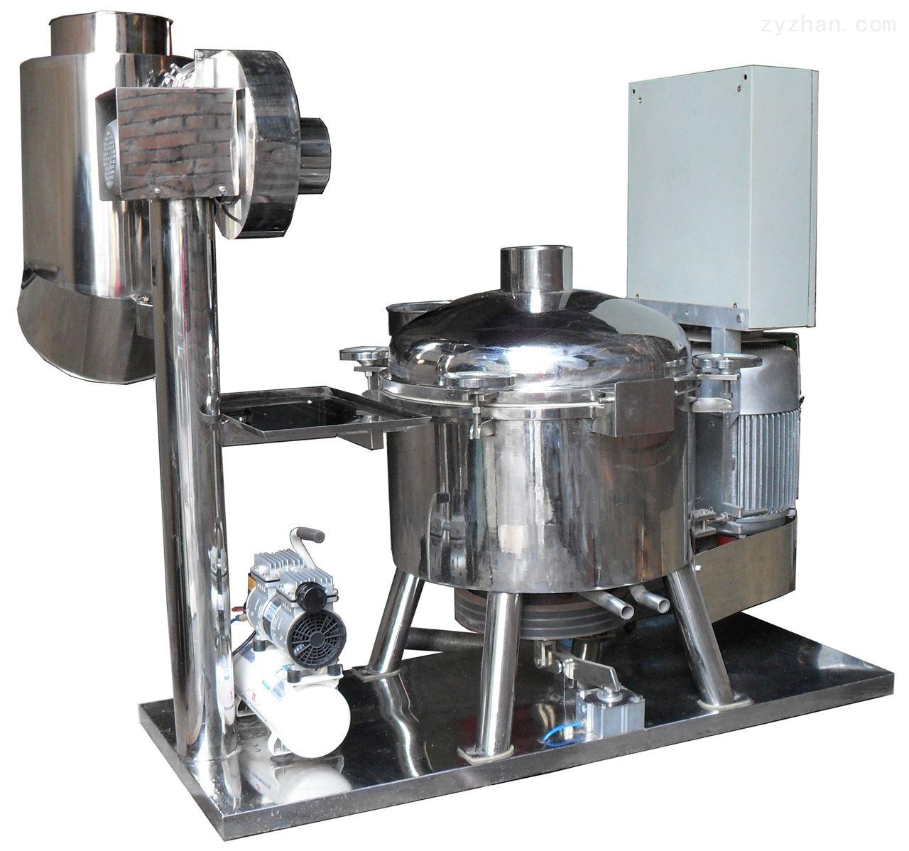 重压研磨式超微粉碎机