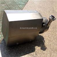 衛生級食品泵產品應用