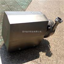 卫生级食品泵产品应用