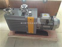 2XZ-4B型附带油泵强制进油直联双级旋片真空泵 双级旋片真空泵