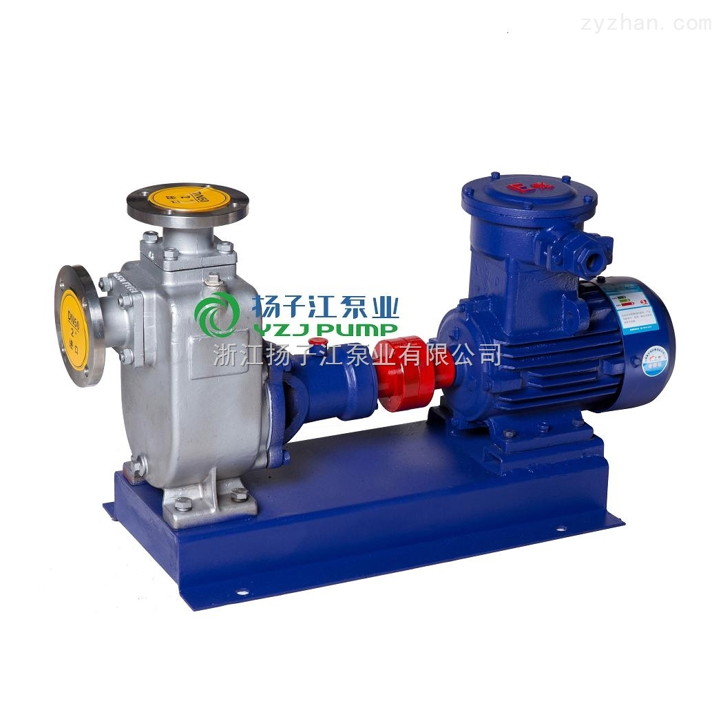 ZW系列自吸無堵塞排污泵 泥漿泵 化糞池污水處理泵
