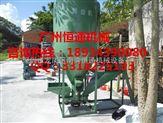 河北省荊門市自吸式飼料粉碎混合機 養殖飼料顆粒攪拌機 養雞飼料加工設備