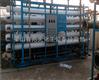 二手原电厂用每小时80吨双级反渗透纯水处理