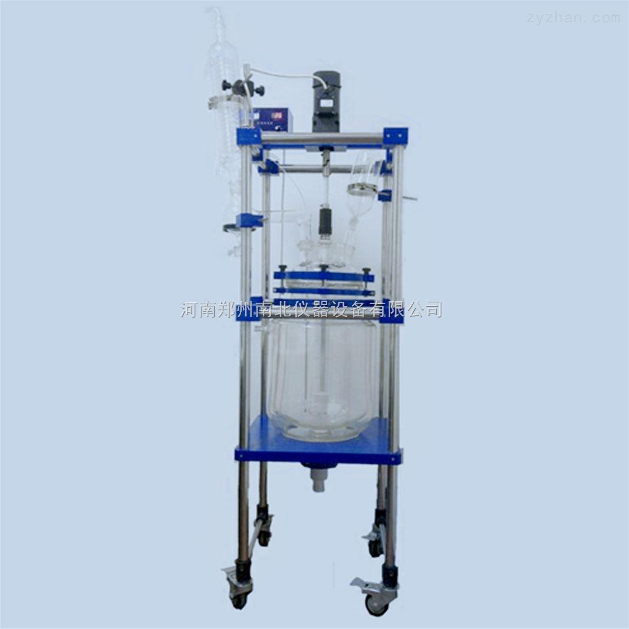 NB-EX10L防爆双层玻璃反应釜