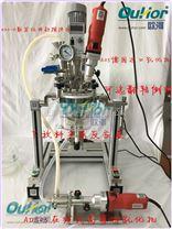 实验室高霜用真空反应釜