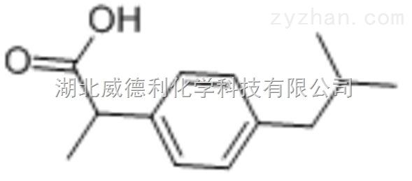 布洛芬原料中间体15687-27-1