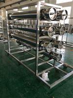 6m3/h二级反渗透水处理设备